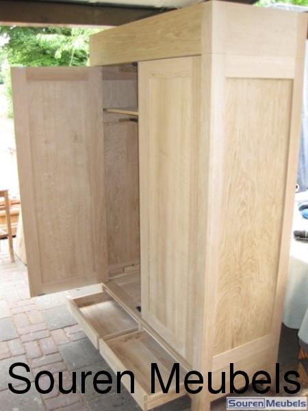 eiche schrank eichenholz schr nke indonesische m bel. Black Bedroom Furniture Sets. Home Design Ideas