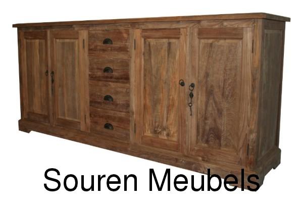 teak sideboard aus teakholz sideboards teakholz tischplatte m belin teak m bel tische. Black Bedroom Furniture Sets. Home Design Ideas