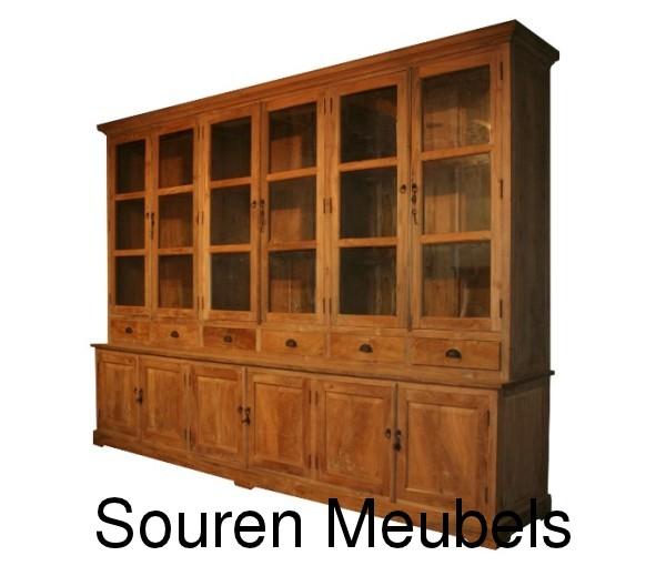 teak winkel schrank und aus teakholz buffetschr nke. Black Bedroom Furniture Sets. Home Design Ideas